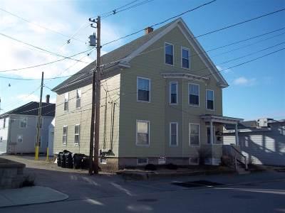 Manchester Multi Family Home For Sale: 214 Bremer Street