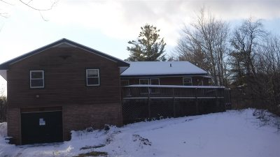 Chittenden Single Family Home Active Under Contract: 115 Powerhouse Road