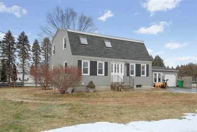 Newington Single Family Home For Sale: 3 Airport Road