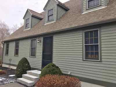 Stratham Condo/Townhouse Active Under Contract: 47 Montrose Drive