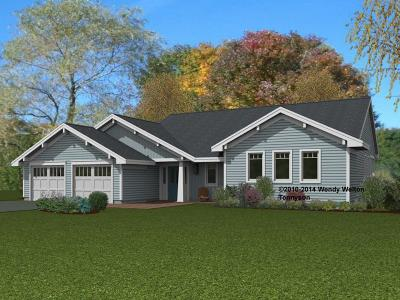 Stratham Single Family Home For Sale: Lot 13-135 Betty Lane #13-135