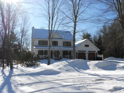 Belknap County Single Family Home Active Under Contract: 14 Orchard Drive