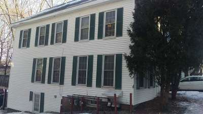 Dover Multi Family Home Active Under Contract: 36 Belknap Street