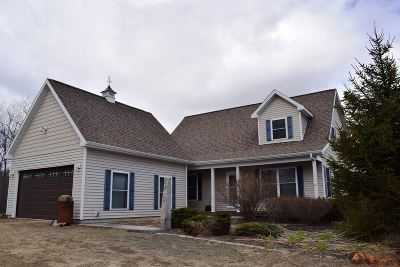 Belknap County Single Family Home For Sale: 110 Sky Pond Road
