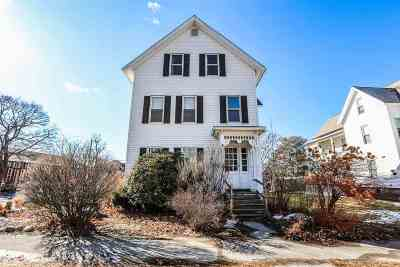 Manchester Multi Family Home For Sale: 202 Ash Street