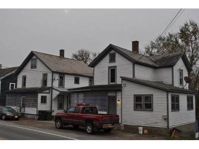 Pawlet Multi Family Home For Sale: 1295 1297 State Route 149 Road