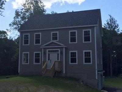 Barrington Single Family Home For Sale: Breezy Way #Lot 34