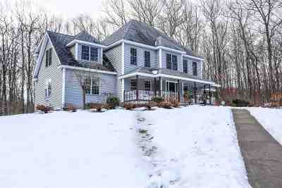 Rochester Single Family Home For Sale: 25 Justin Lane
