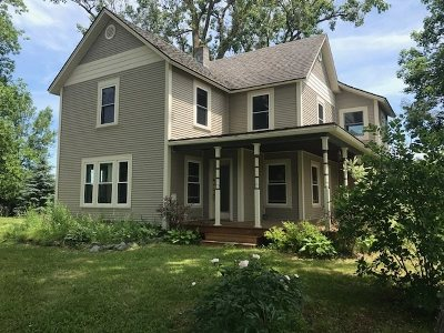 Enosburg Single Family Home For Sale: 478 West Berkshire Road