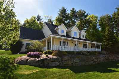 Belknap County Single Family Home For Sale: 77 Deerfield Turn Way