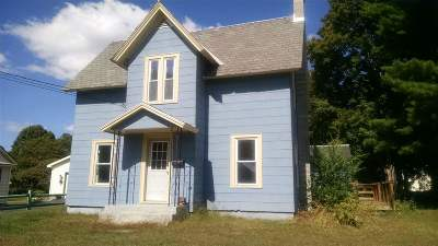 Fair Haven Single Family Home For Sale: 45 Fourth Street