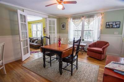 Easton Single Family Home For Sale: 724 Easton Valley Road