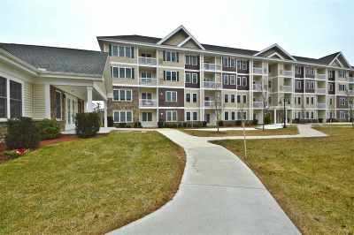 Salem Condo/Townhouse For Sale: 10 Braemoor Woods Road #306
