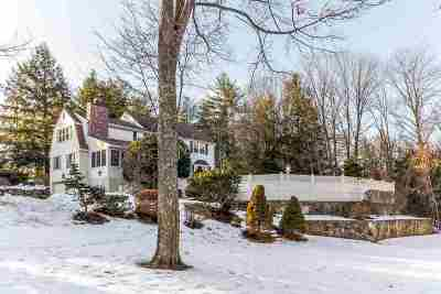 Amherst Single Family Home Active Under Contract: 45 Mack Hill Road