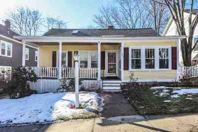 Manchester Single Family Home For Sale: 188 Linden Street