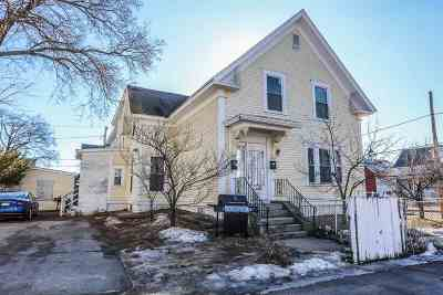 Manchester Multi Family Home For Sale: 311 Central Street #371-373