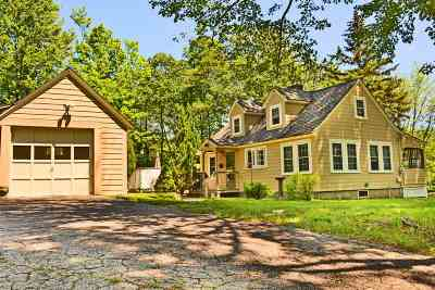 Tilton Single Family Home For Sale: 322 Lancaster Hill Road