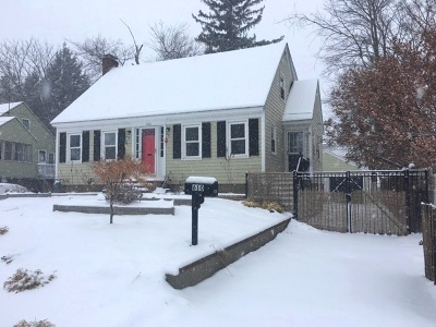 Manchester Single Family Home Active Under Contract: 610 Spruce Street