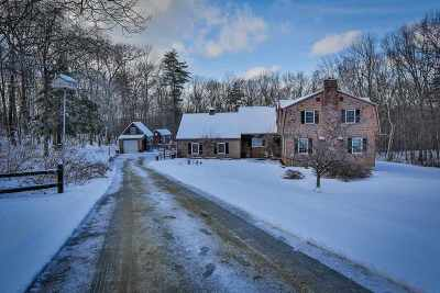 Windham Single Family Home Active Under Contract: 17 Mockingbird Hill Road