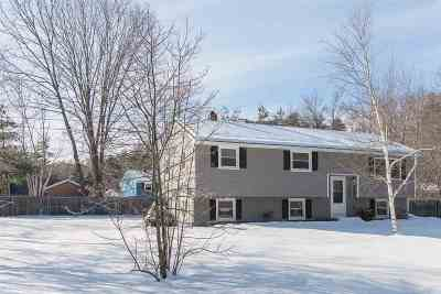 Goffstown Single Family Home Active Under Contract: 52 Hermsdorf Avenue