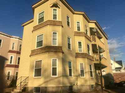 Manchester Multi Family Home Active Under Contract: 589 Montgomery Street