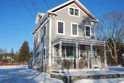 St. Albans City Single Family Home For Sale: 97 Fairfield Street