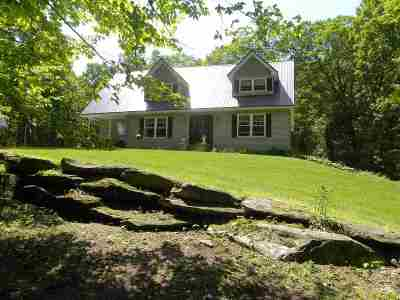 Orleans County Single Family Home For Sale: 1630 Goodall Road
