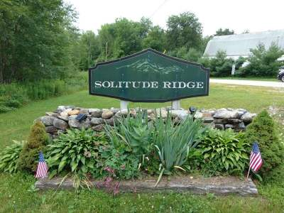 Bradford Residential Lots & Land For Sale: Lot 1 North Ridge Road