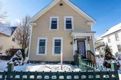 Manchester Multi Family Home Active Under Contract: 218 Main Street
