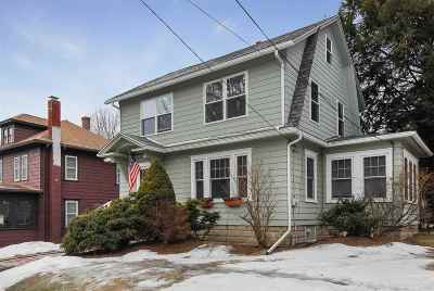 Dover Single Family Home Active Under Contract: 40 Hough Street