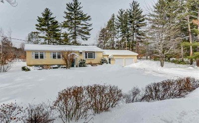 Conway Single Family Home For Sale: 140 Thorne Hill Road
