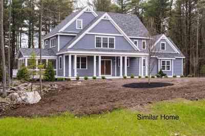 Stratham Single Family Home For Sale: Lot 2 Murphy Lane #2