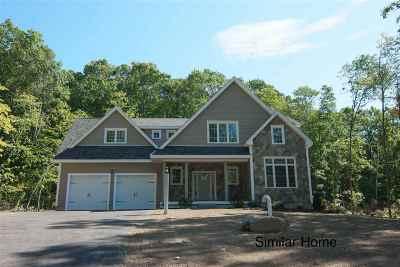 Stratham Single Family Home For Sale: Lot 3 Murphy Lane #3