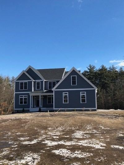 Hollis Single Family Home For Sale: L#3 Snow Lane
