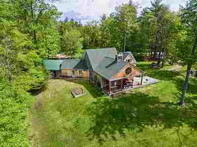 Carroll County Single Family Home For Sale: 776 North Line Road