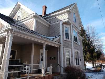 Laconia Multi Family Home For Sale: 272 Elm Street