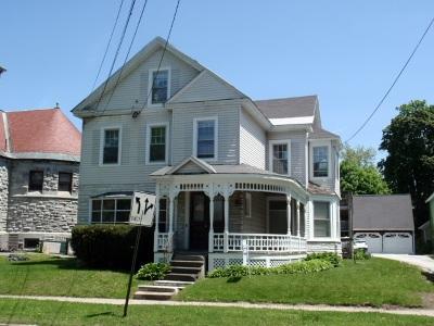 Rutland City VT Single Family Home For Sale: $179,000