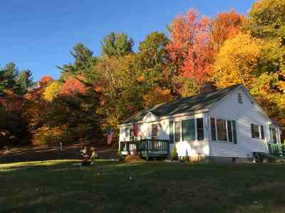 Gilford Single Family Home For Sale: 894 Cherry Valley Road