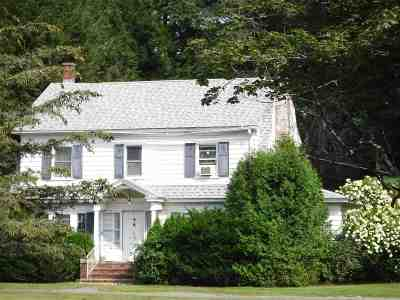 Strafford County Single Family Home For Sale: 320 Route 108