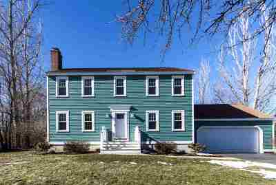Stratham Single Family Home Active Under Contract: 13 Lamington Hill Road