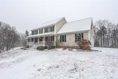 Raymond Single Family Home For Sale: 25 Watson Hill Road