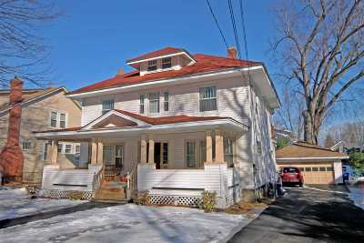 Manchester Multi Family Home Active Under Contract: 835 Chestnut Street