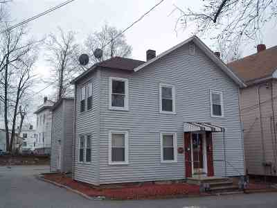 Manchester Multi Family Home For Sale: 267 Lowell Street