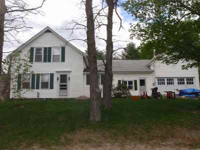 Grafton Single Family Home For Sale: 37 Library Road