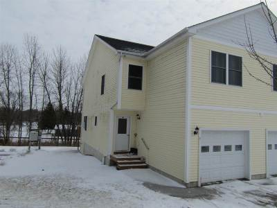 Swanton Condo/Townhouse For Sale: 17 Ally Drive