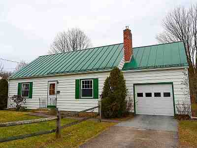 Essex Single Family Home For Sale: 3 Wenonah Avenue