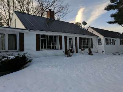 Carroll County Single Family Home For Sale: 149 Vittum Hill Road