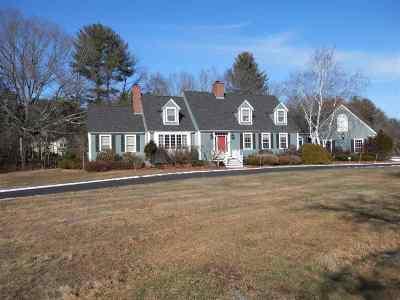 Hampton Falls Single Family Home For Sale: 14 Prescott Lane