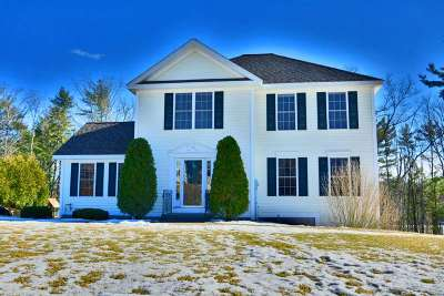 Raymond Single Family Home For Sale: 19 Pond Road