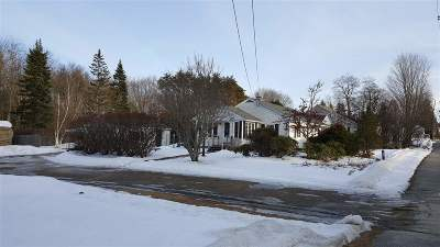 Pembroke Single Family Home Active Under Contract: 359 Pembroke Street